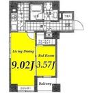 ハイリーフ上野(旧レジディア上野) / 4階 部屋画像1