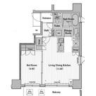 レジディア月島Ⅱ / 11階 部屋画像1