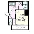 ツインバレー東神奈川 / 406 部屋画像1