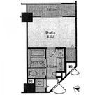 レジディア広尾Ⅱ / 504 部屋画像1