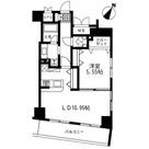 レジディア日本橋人形町Ⅱ(旧アルティス人形町) / 10階 部屋画像1