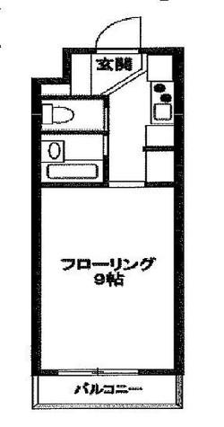 アルテ南長崎 / 402 部屋画像1