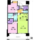 スカイクレストビュー東京 / 803 部屋画像1