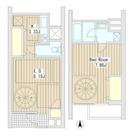 四谷アパートメント / 102 部屋画像1