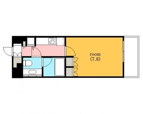芝ウエスト / 6階 部屋画像1
