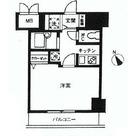 ドルチェ月島・弐番館 / 6階 部屋画像1