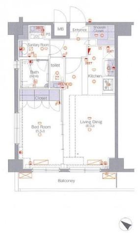 ヴォーガコルテ馬込アジールコート / 3 Floor 部屋画像1