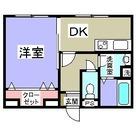 タテザワマンション / 302 部屋画像1