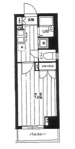 ヴェルト日本橋 / 5階 部屋画像1