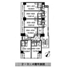 TOP鶴見(トップ鶴見) / 306 部屋画像1