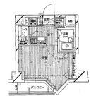 プレール・ドゥーク水天宮Ⅱ / 3階 部屋画像1