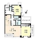 上野毛ステーションホーム / 202 部屋画像1