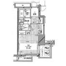 ファミール東銀座グランスイートタワー / 210 部屋画像1