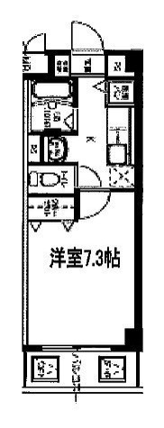 ステラ新丸子 / 3階 部屋画像1