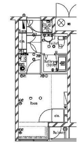 メイクスデザイン白金台 / 1階 部屋画像1