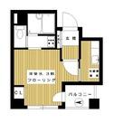 メゾンドコート八丁堀 / 802 部屋画像1