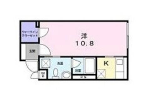 フロレスタ洗足 / 2階 部屋画像1