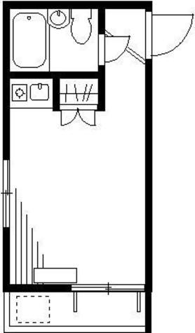 笹塚ハイツ / 105 部屋画像1