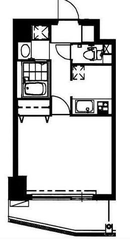 レジーナエビス / 8階 部屋画像1