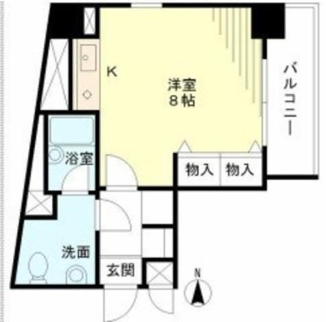 ポプラハウス / 205 部屋画像1