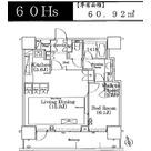 リエトコートアルクスタワー / 6階 部屋画像1