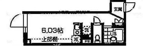GC西小山 / 304 部屋画像1