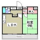 6帖の落ち着く和室&LDKです
