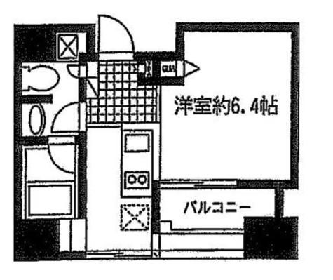 レフィナード蔵前 / 10階 部屋画像1