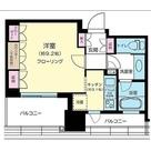 田町 5分マンション / W519 部屋画像1