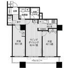 コスモ東京ベイタワー / 1004 部屋画像1