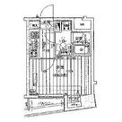 プレール・ドゥーク水天宮 / 1107 部屋画像1