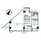 クエストコート原宿 / 405 部屋画像1