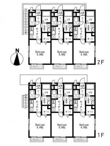 ミ・リバー / 1階 部屋画像1