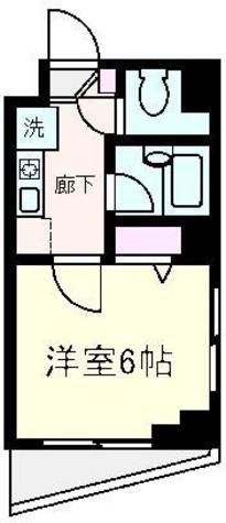 HOUZENⅦ / 202 部屋画像1