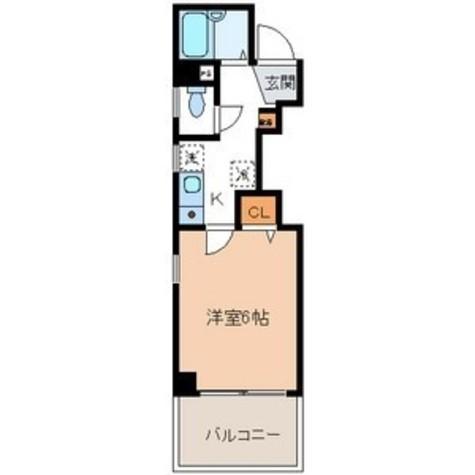 リヴェール吟月堂 / 2階 部屋画像1