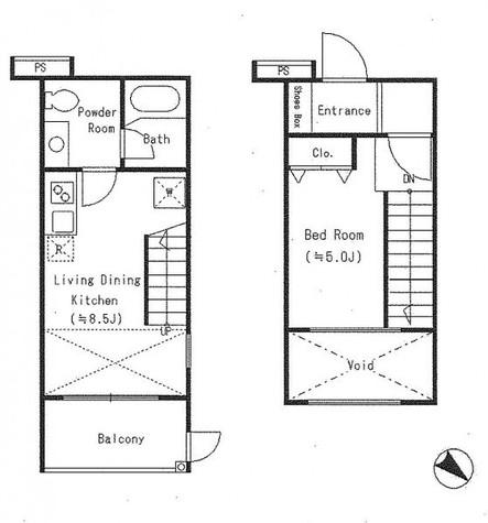可染館 / 2階 部屋画像1