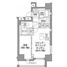 パークハビオ八丁堀 / 704 部屋画像1