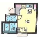 G・Aヒルズ和田町 / 102 部屋画像1