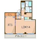 朝日下目黒マンション / 306 部屋画像1