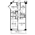 クレセントパレス東大井 / 501 部屋画像1