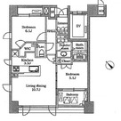 レジディア代官山 / 2階 部屋画像1