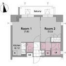 R7(ROPPONGI SEVEN) / 3階 部屋画像1