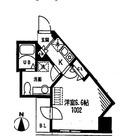 レジデンシャルタワー八丁堀 / 602 部屋画像1