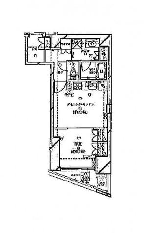 ライジングプレイス秋葉原 / 2階 部屋画像1