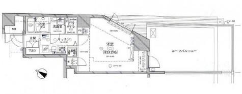 パレステュディオ六本木 / 1001 部屋画像1