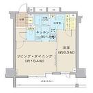 パークハビオ八丁堀 / 1103 部屋画像1