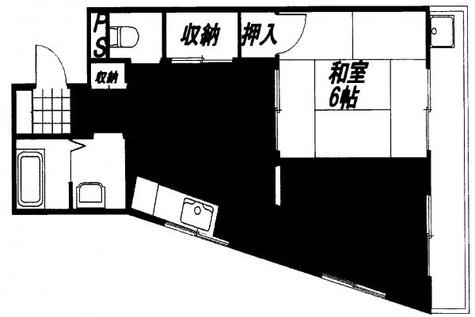 メゾンド洗足(原町2丁目) / 301 部屋画像1