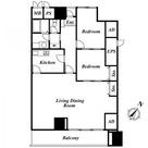 YS海岸ビル / 1001 部屋画像1