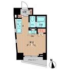プレイアデ銀座エスト / 802 部屋画像1