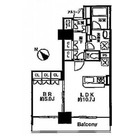 グレンパークG-WEST / 904 部屋画像1